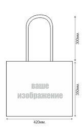 промо сумки из хлопка и двунитки в Киеве с логотипом