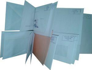 печать на конвертах, изготовление конвертов в Киеве